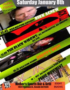Hudley Flipside Punk Show 2010