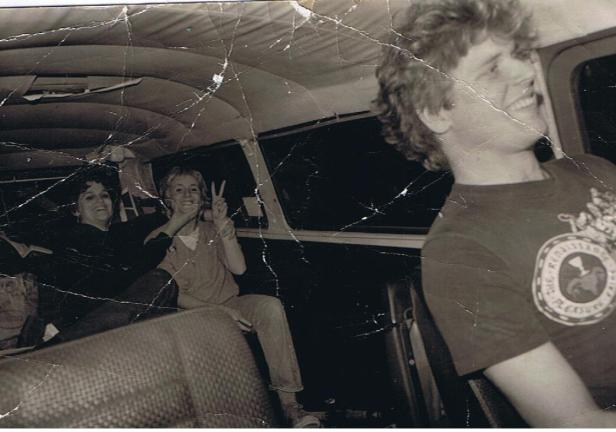 Kori, Hud and Paul Driving 001