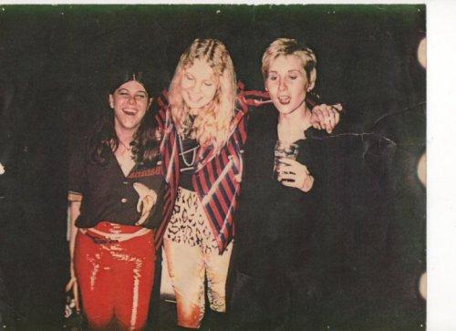 Missy, Jill and Hud 1979
