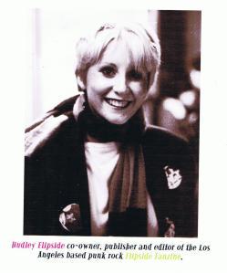 Hudley Flipside Picitre by Al lipside 1978