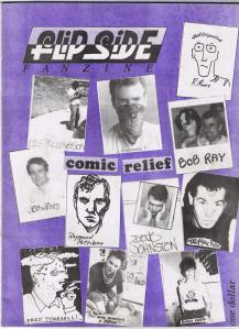 April 5th, 2009 Trust Fanzine Interview with Hudley Flipside