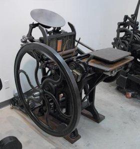 Platen-Press004