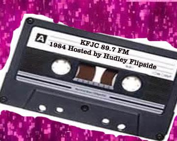 Flipside Fanzine Radio 1984