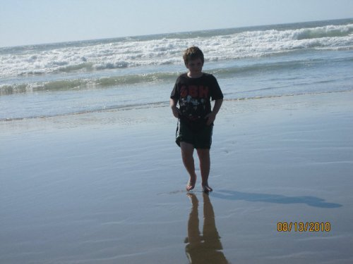 Rockaway Beach by Hudley