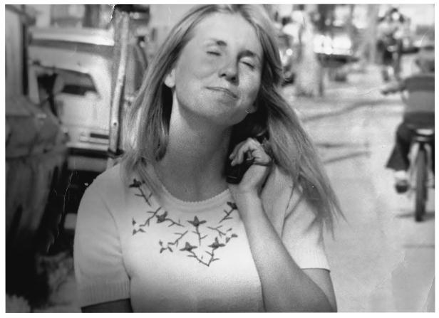 Holly 1970s at 17