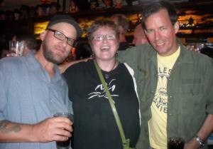 Hudley and Detox !! Steve Human and Tony Malone...
