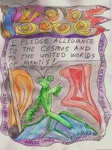 Mantis Pledge