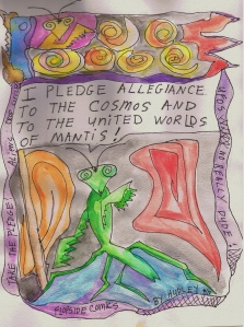 Mantis Pledge