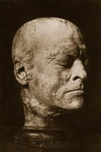 William Blakes Death Mask