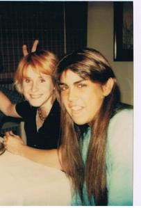 Me and Lynn 1980