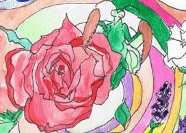 Rose and Mantis