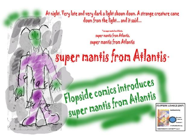 Super mantis