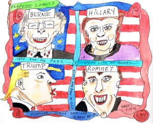 Political Farty