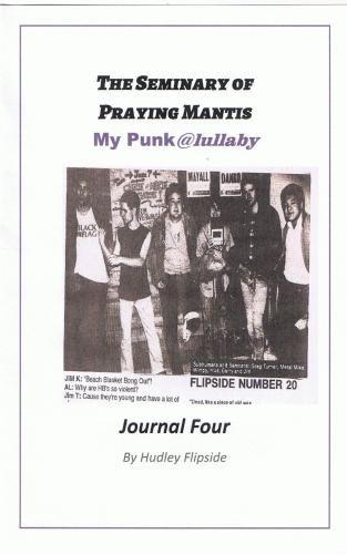 Copy number four cover