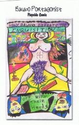 Lampoonery Baubo Protagonist Flopside Comic 001